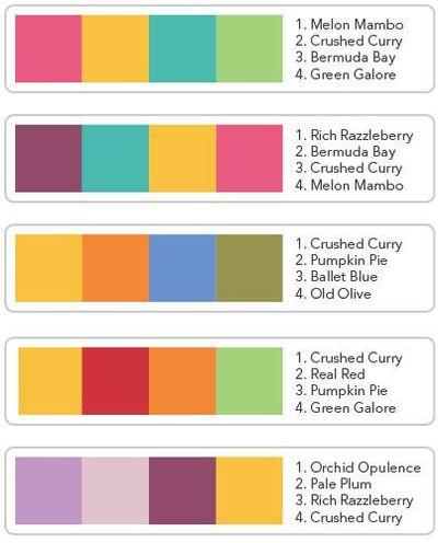 Colorcombos