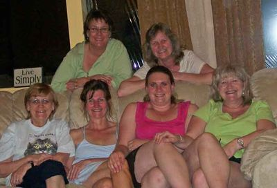 TinasCabin2010Group